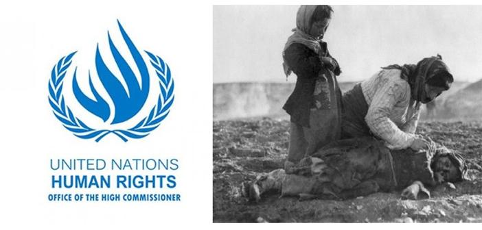 ՄԱԿ-ի հարցումները ուղղուած Թուրքիոյ