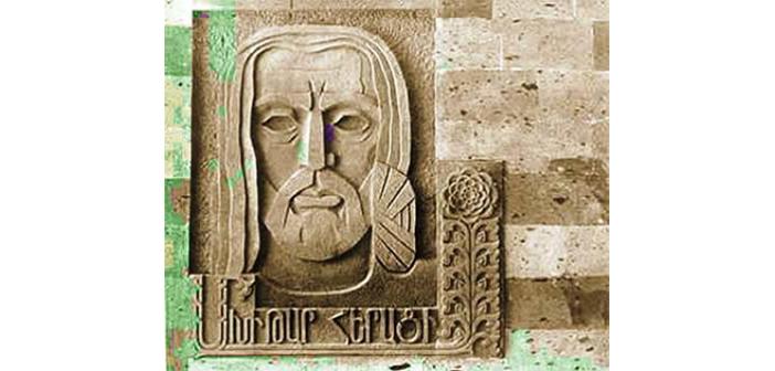 Մխիթար Հերացիի արձանը Թեհրանի մէջ