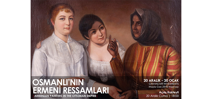 Հայ օսմանեան նկարիչներու հաւաքական ցուցահանդէս