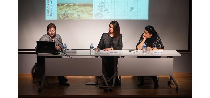 Հրանդ Տինք հիմնարկի հիւրերը Հայաստանի ճարտարապետներն են