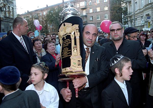 """""""Yahudi toplumu, Ermeniler, Türkler ve Azeriler arasında bir barış köprüsü olabilir"""""""