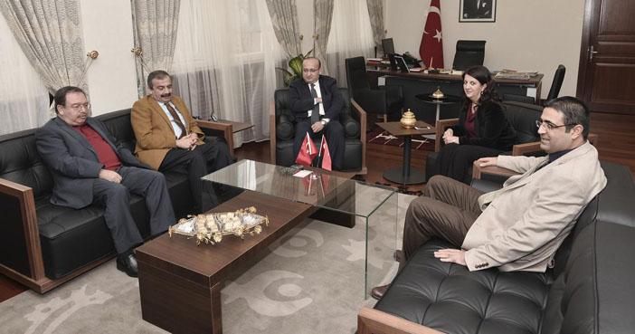 HDP İmralı heyetinden açıklama