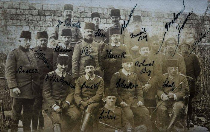 Halep'te Frizt Klein'ın ekibi