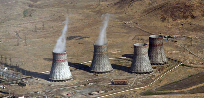 Metsamor nükleer santrali 2026'ya kadar çalışacak