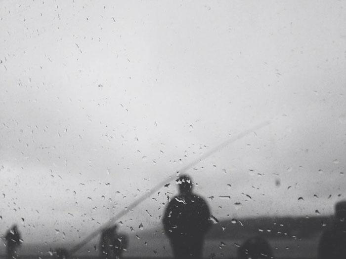 Yağmur da güzelleştirmez