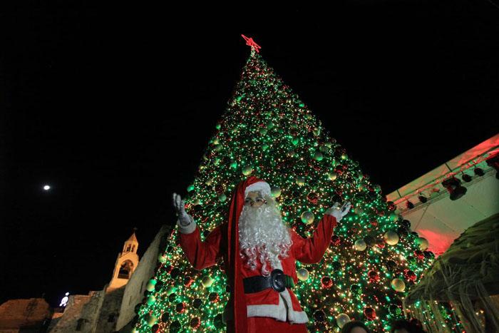 Beytüllahim'de Noel kutlamaları