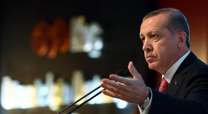 Erdoğan'dan operasyon yorumu: Bitaraf olan bertaraf olur