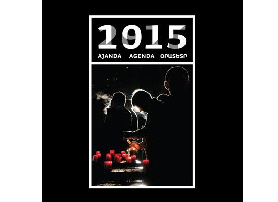 Hrant Dink Vakfı 2015 ajandası yayımlandı