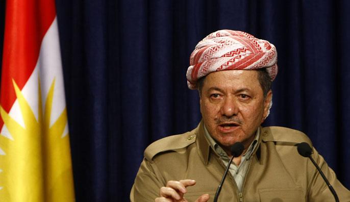 Barzani: Bağımsızlık süreci devam ediyor