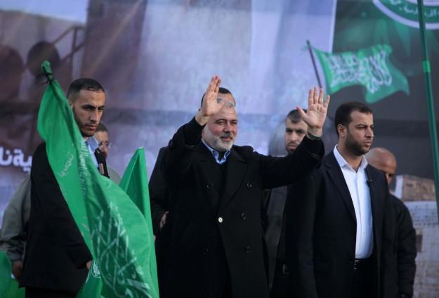 AB Hamas'ı terör listesinden çıkardı