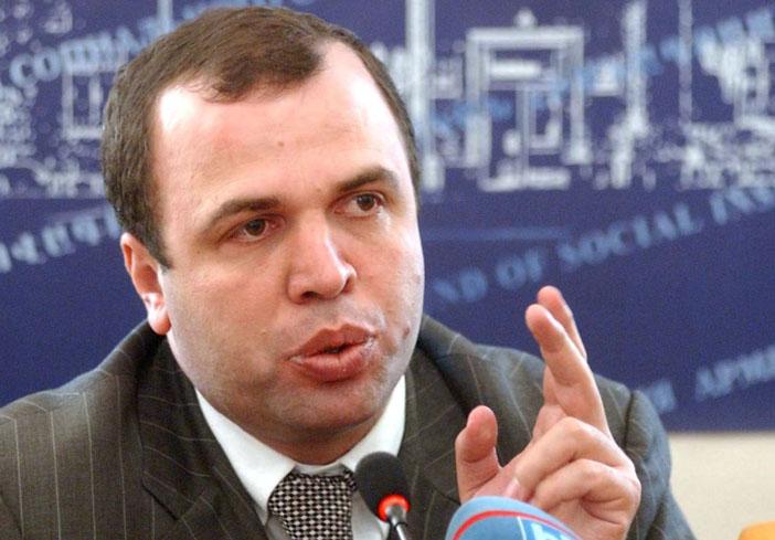 Ermenistan'da devlet yolsuzluğuna 12 yıl hapis