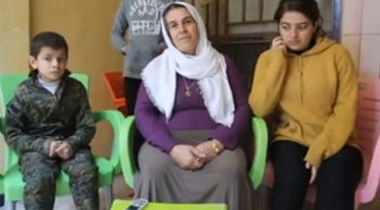 Kobane'ye geri dönenler