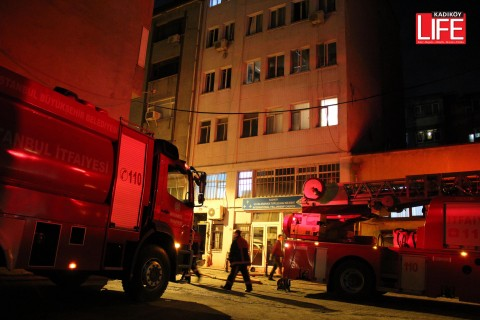 Suspect confusion at Kadıköy Church arson case
