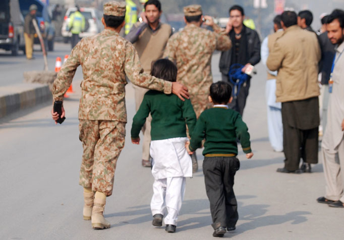Taliban terror in Pakistan: 126 killed, most of them children
