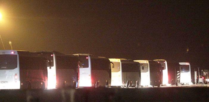 İkinci peşmerge grubu Kobanê'ye doğru yolda