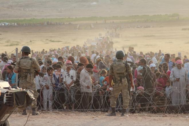 Sınırda 5 yılda 110 ölüm