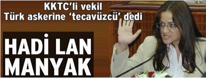 Sözcü Gazetesi, Derya'nın son meclis konuşmasını bu başlıkla duyurdu.