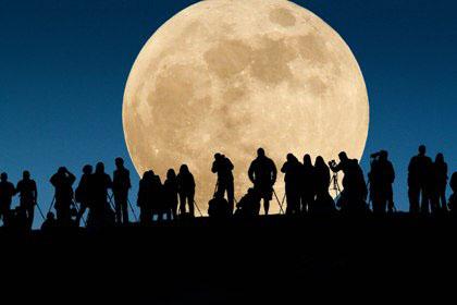 Լուսինն ալ պաշտամունքի առարկայ