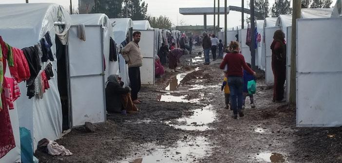 Kobane'nin yarası Suruç'ta kanıyor