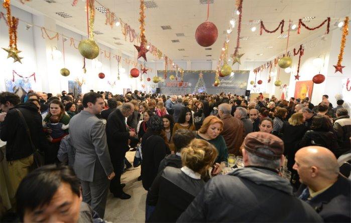 Maltepe'de Noel coşkusu