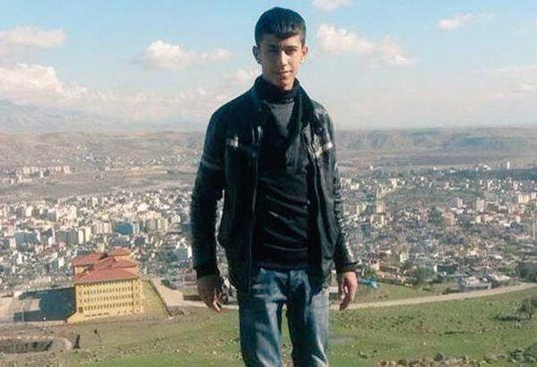Police fire kills 14-year old in Cizre