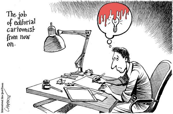 The Charlie Hebdo Massacre and the Blasphemy of Censorship