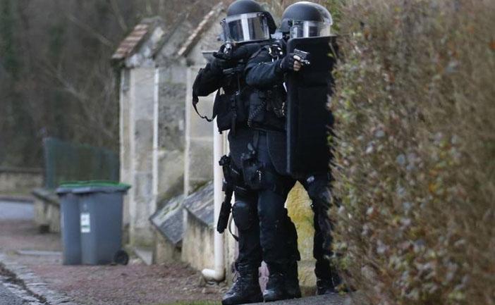 Charlie Hebdo zanlılarına operasyon