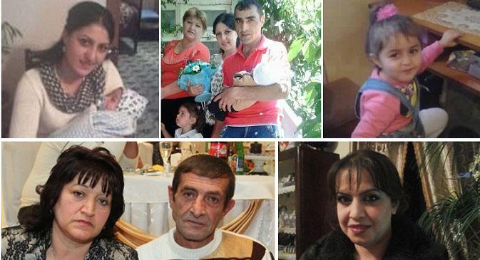 Ermenistan'ı sarsan cinayet