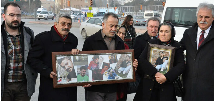 Court announces verdict in Ali İsmail Korkmaz case, police attacks Korkmaz family and supporters outside court house