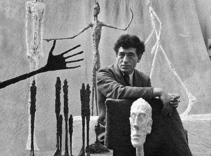 'Giacometti'nin Atölyesi' İstanbul'da