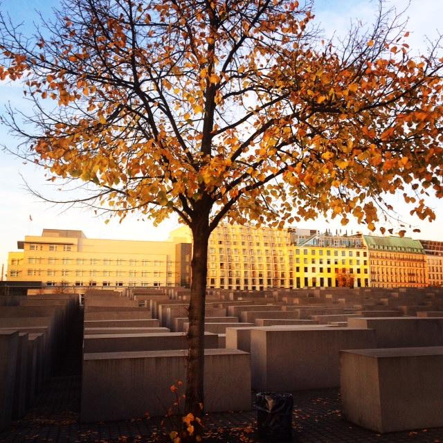 Holokost anıtı