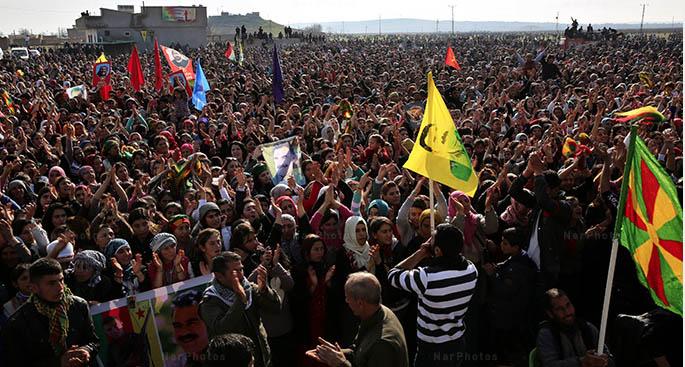HDP heyetinden Ayhan: Kobane'de yaşamın yeniden başlaması için desteğe ihtiyaç var