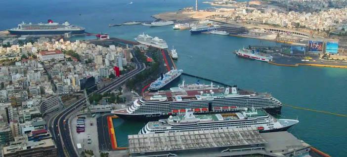 Yunanistan'da ilk kamulaştırma hamlesi: Pire Limanı'nın satışı durduruldu