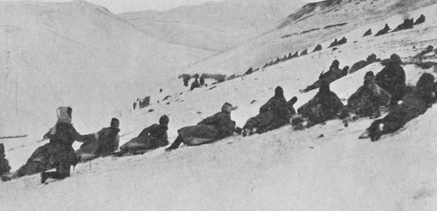 Sarıkamış'ı iki Ermeni asker anlatıyor