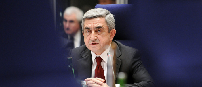 Sargsyan responds to 'Gallipoli' invitation: Before organizing a commemorative event, Turkey has obligation to recognize and condemn Armenian Genocide
