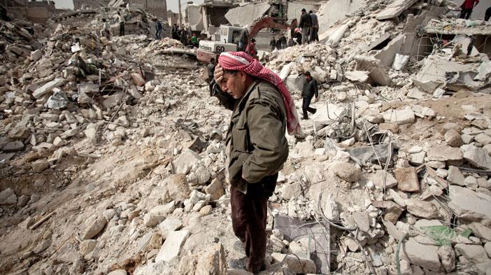 2014: Bloodiest year so far in Syria