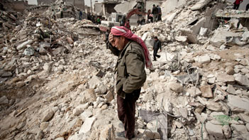 2014: Bloodiest year so far in Syria