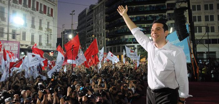 Yunanistan'da SYRIZA dönemi