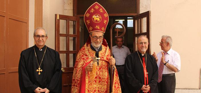 Sakızağacı Ermeni Katolik Patriklik Kilisesi'nin tüzel kişiliği iade edildi