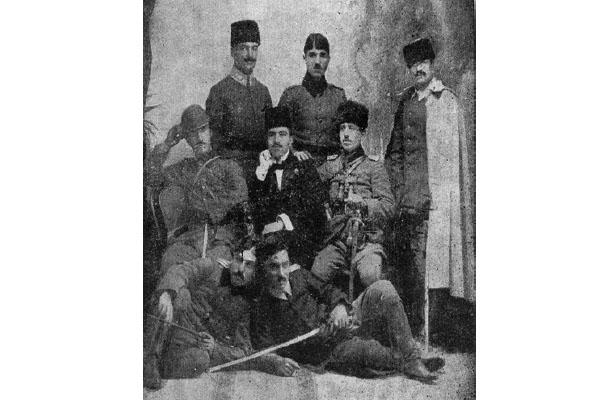 Çanakkale ve Sarıkamış'taki Ermeni askerleri ve katledilen aileleri