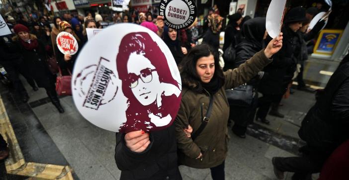 Türkiye'nin erkek şiddeti karnesi