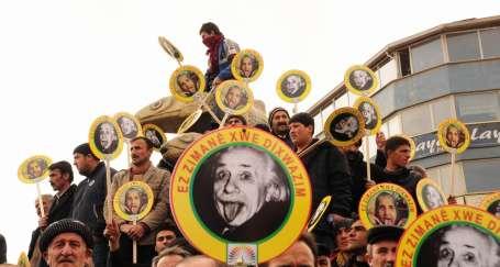 HDP'den anadile ilişkin 8 dilde soru önergesi