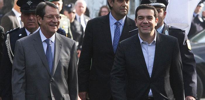 Tsipras: 'Türkiye Kıbrıs Cumhuriyeti'nin egemenlik haklarını ihlal ediyor