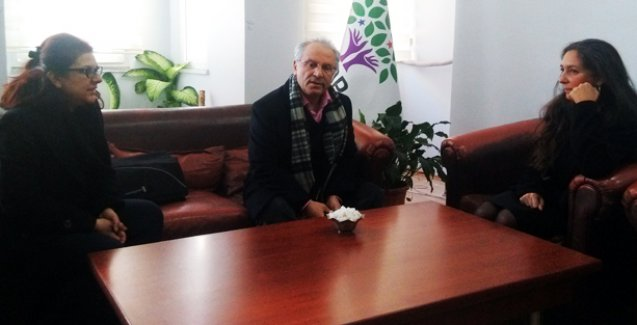 Nor Zartonk'tan HDP'ye çağrı: Ermeni bir kadın ve bir erkek aday gösterilsin