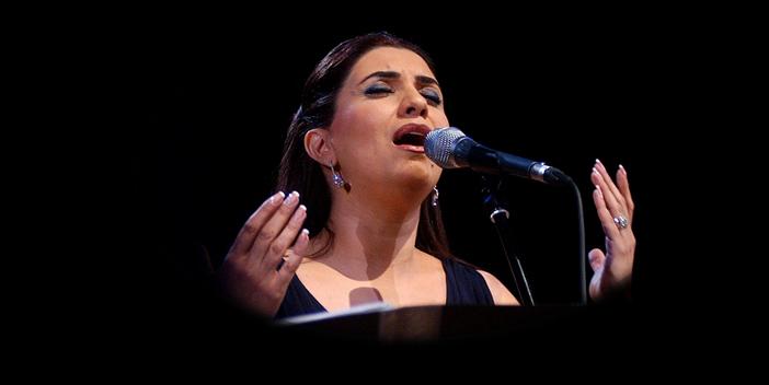 'Şark bülbülü' Ghada Shbeir İstanbul'a geliyor