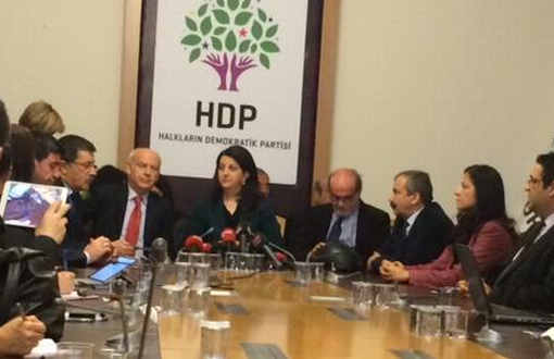 Kürkçü: They attacked opposition MPs with whatever they could get hold of