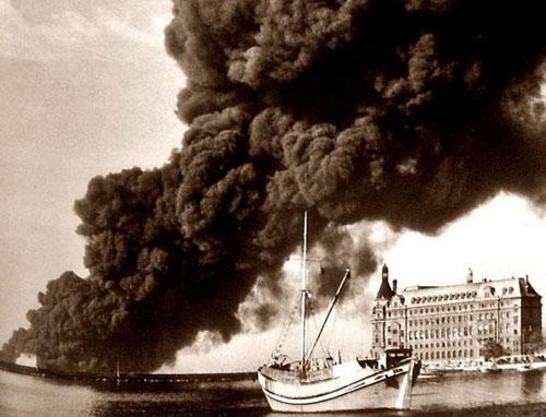 İstanbul, 31 Mayıs 1918 yangını