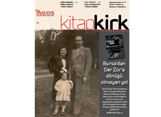 KİTAP / ԳԻՐՔ Ocak 2015: Bursa'dan Der Zor'a dönüşü olmayan yol