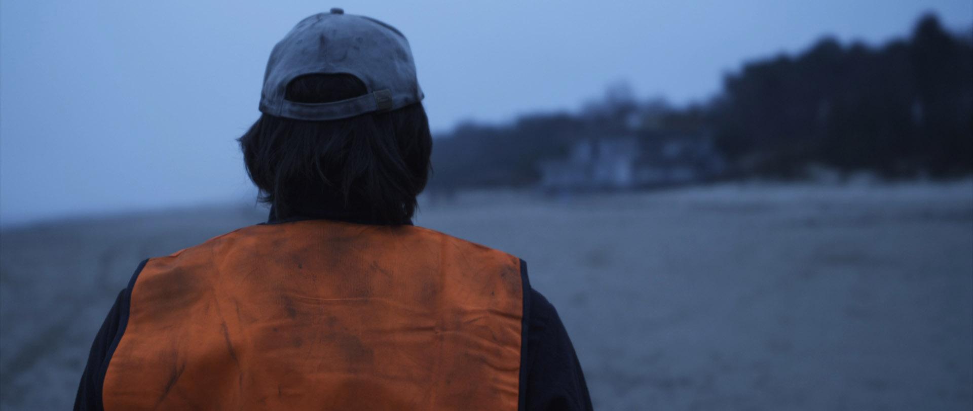 Letonyalı korku filmi yönetmeni Hayk Garabetyan'ın 'Turuncu Ceketli Adam' filmi de İf programında