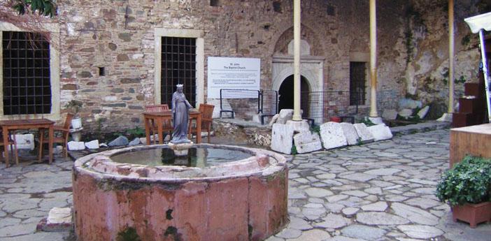 Şirince'deki kilise restore edilecek